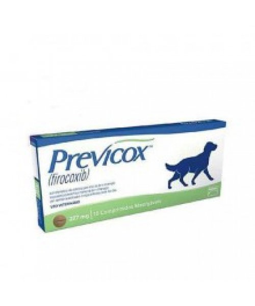 Previcox 227mg Caixa com 10 Comprimidos