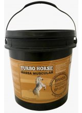 Turbo Horse Massa Muscular 6 KG