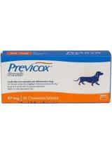 Previcox 57 mg cx 10 comp.