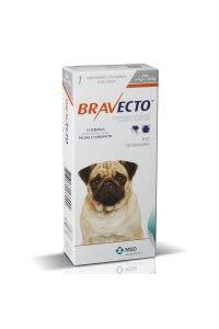 Bravecto 250 mg.De4,5-10KG