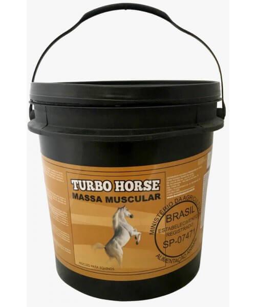 Turbo Horse Massa Muscular 3 KG