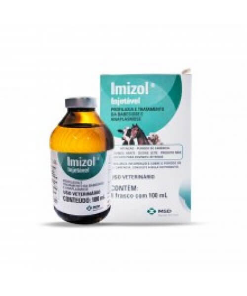 Imizol Inj 15 ml
