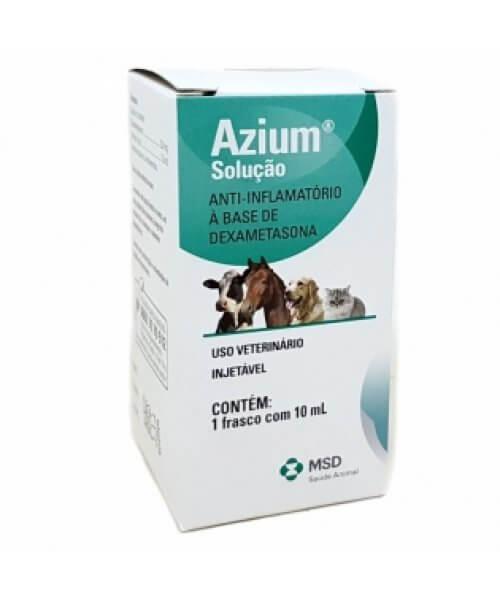 O melhor preço azium Despachamos para todo Brasil | HorseFarmaVet