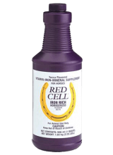Red cell 946 ml